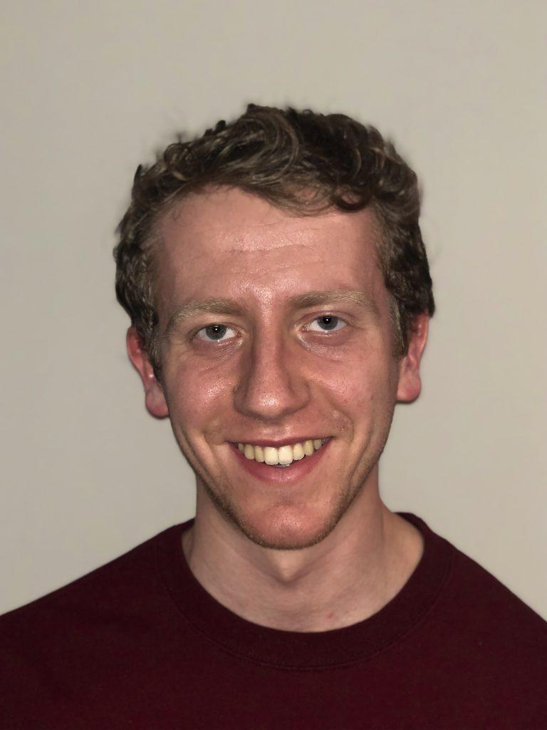 Headshot of Jake Milner