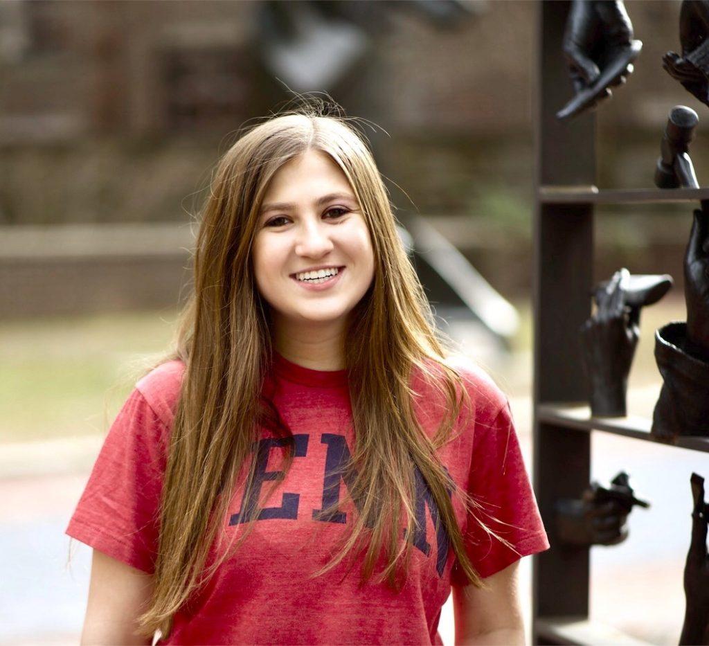 Headshot of Julia Klayman