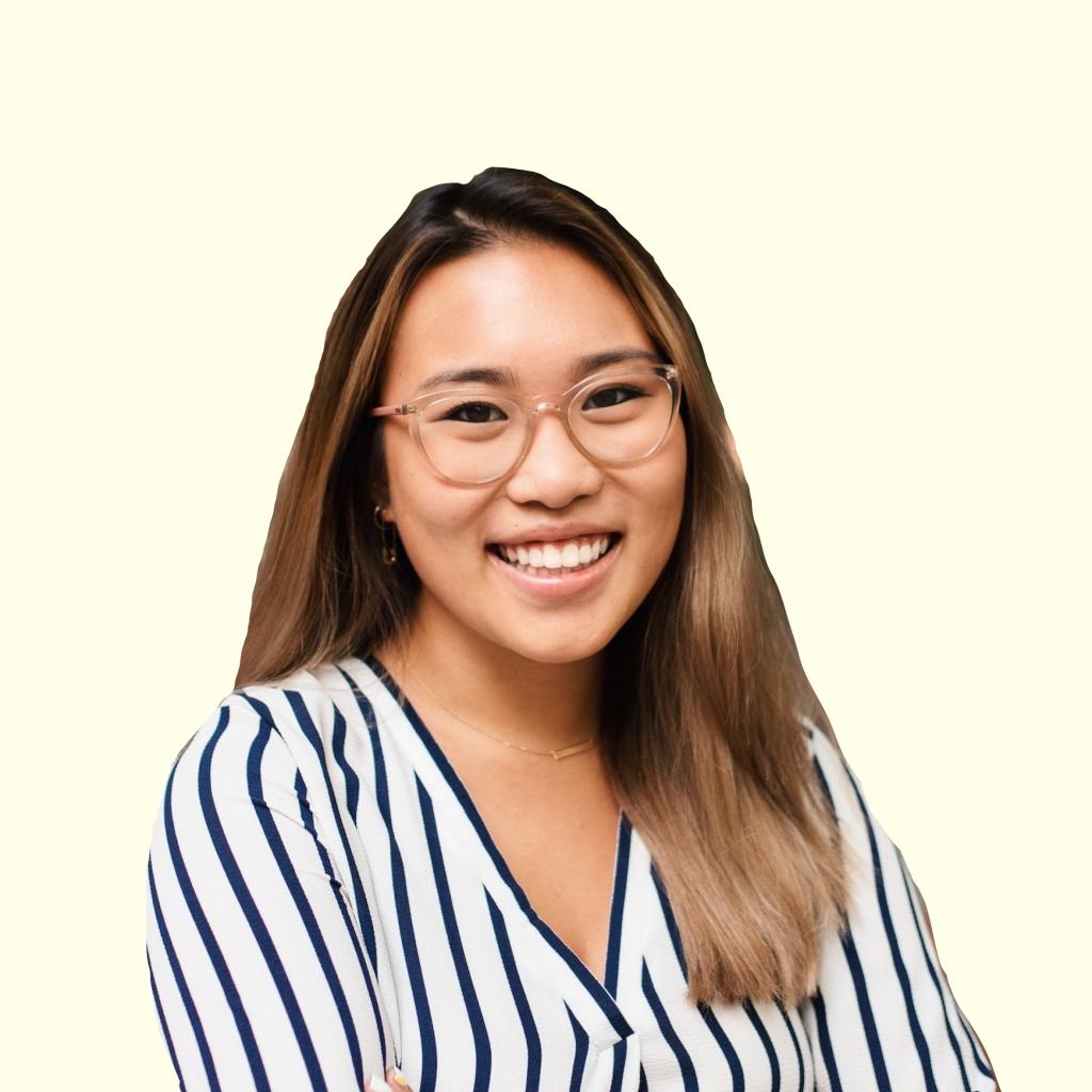 Headshot of Julie Chen