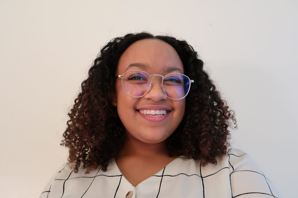Headshot of Kaiyla Banks