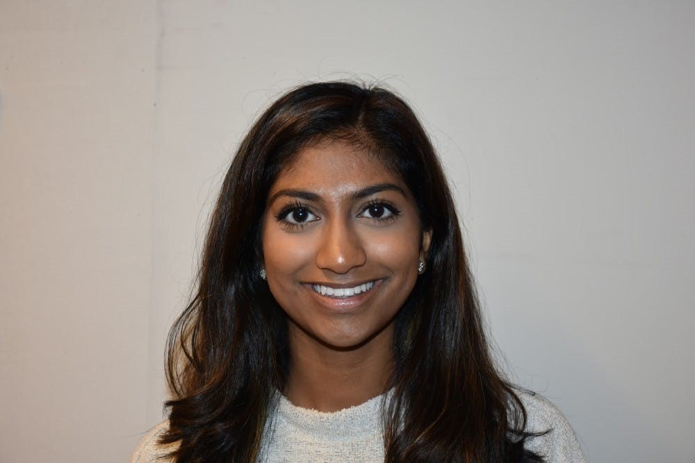 Headshot of Sahitya Mandalapu